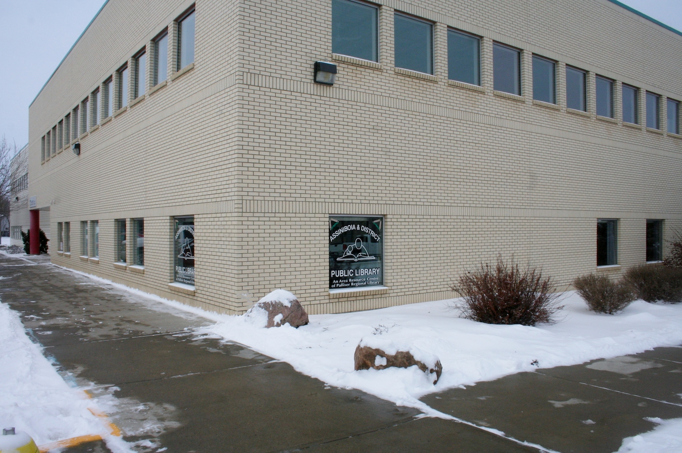 Assiniboia and District Public Library
